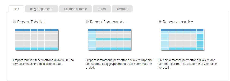 report_matrice