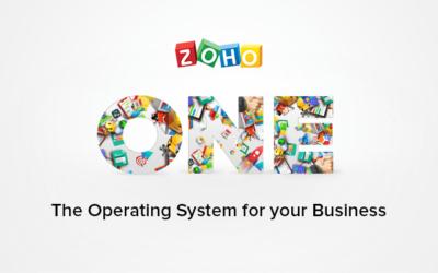 Zoho one tutto il software che serve alla la tua impresa nella suite tutto in uno