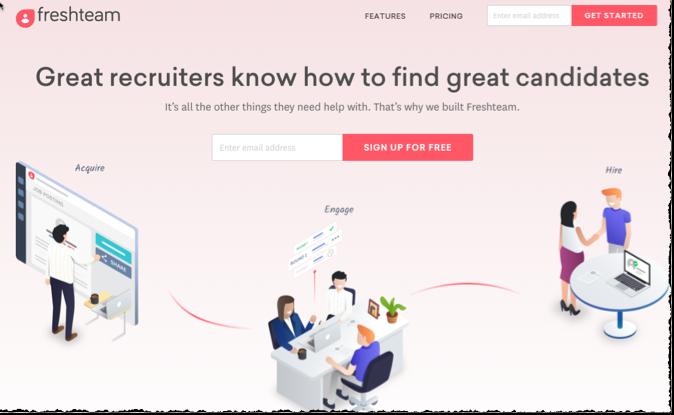 Freshteam: il nuovo sistema per gestire gli aspiranti candidati e coordinare il lavoro delle Risorse Umane agli scopi aziendali