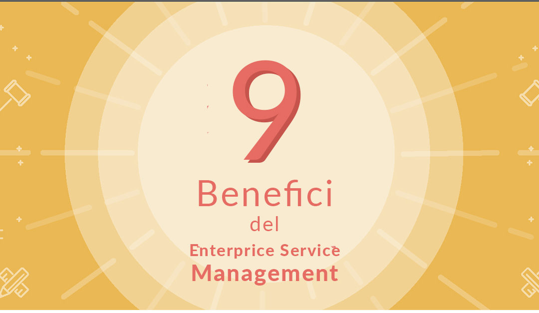 Enterprise Service Management: 9 Benefici – Ebook Gratuito – CRMpartners