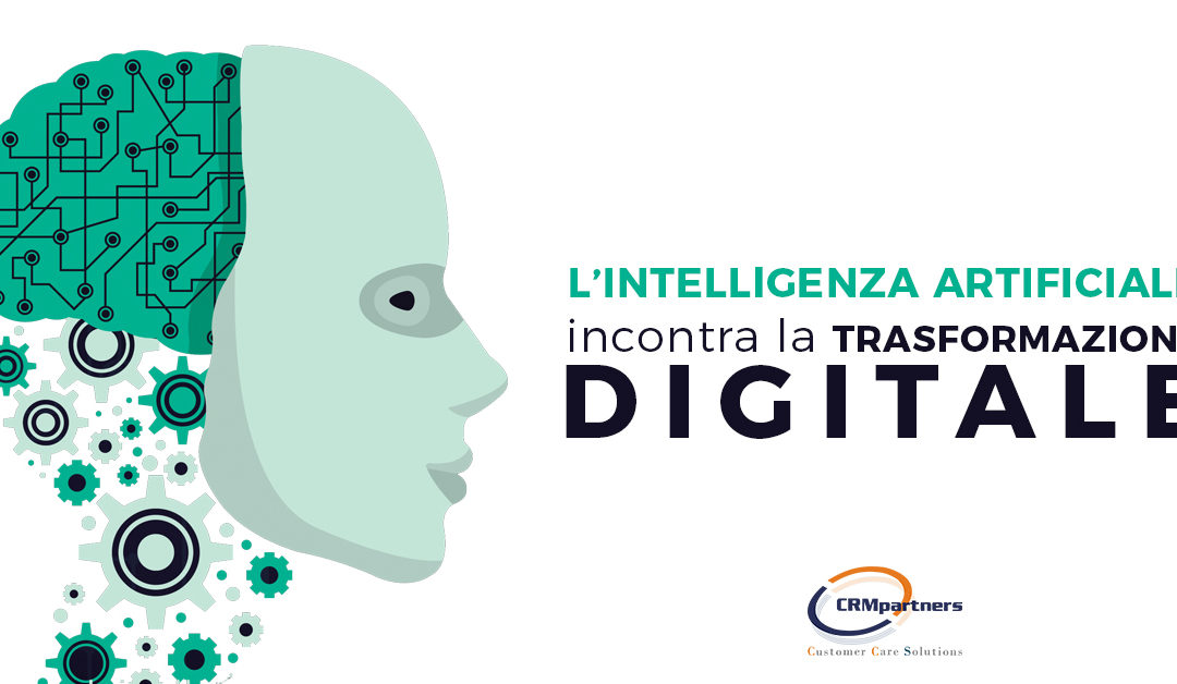 Intelligenza artificiale incontra la trasformazione digitale