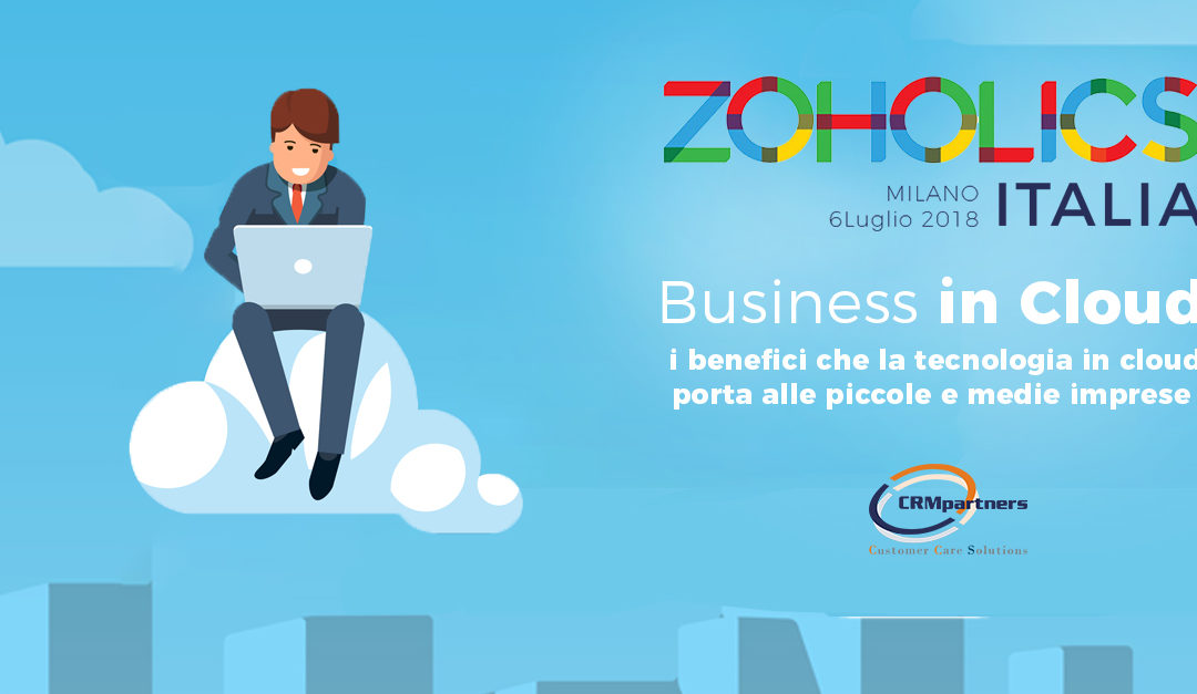 Zoholics: Business in Cloud