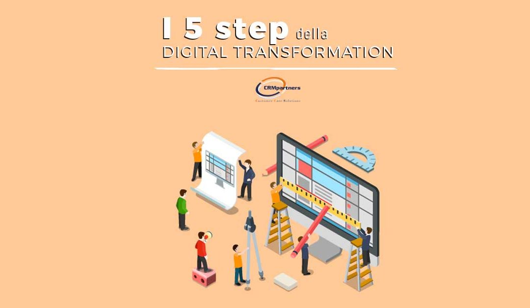step digital trasformaiton