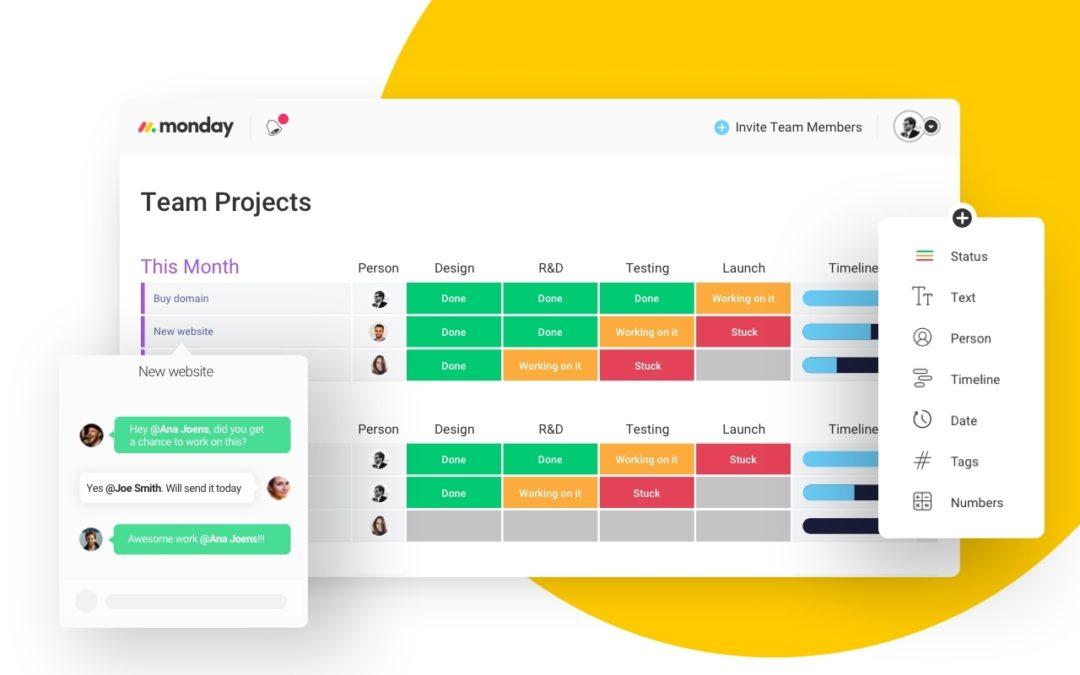 Monday.com: l'importanza della comunicazione nel project management