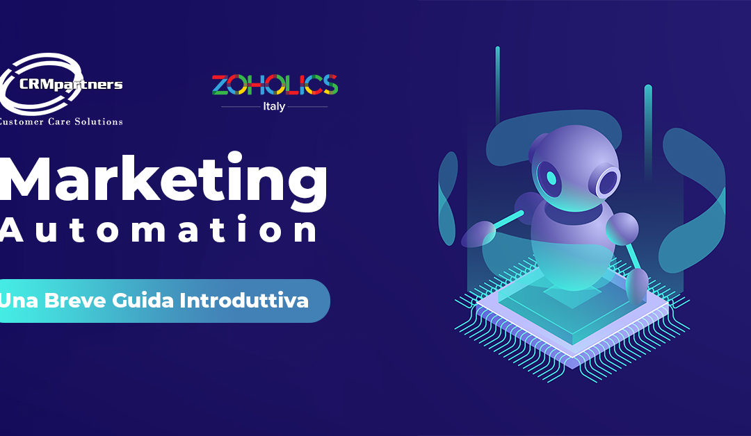 zoholics italia marketing automation