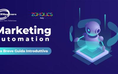 Marketing Automation – Una Breve Guida Introduttiva