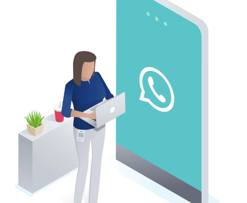 WhatsApp si integra con Freshchat – Raggiungi i tuoi clienti ovunque