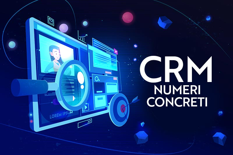 Perché ogni azienda dovrebbe usare un CRM (la tua azienda compresa) spiegato attraverso numeri concreti.