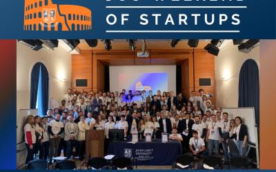CRMpartners partecipa al successo del terzo JCU Weekend of Startups