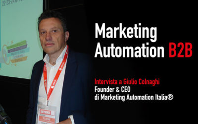 20% di opportunità di vendita in più con la Marketing Automation nel B2B
