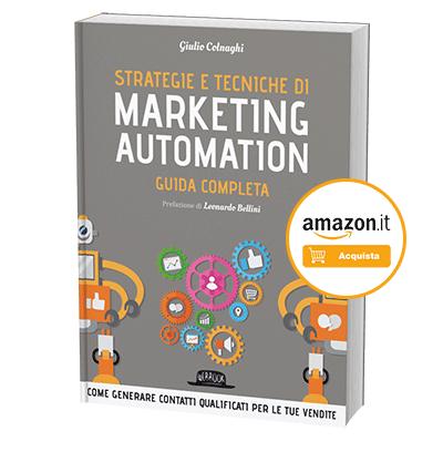 Libro Marketing Automation AMAZON