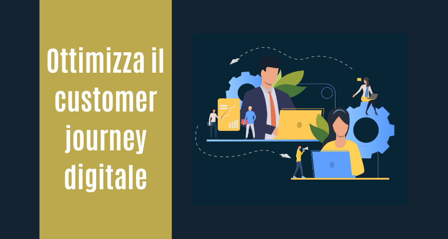 Ottimizza il customer journey digitale con l'IA