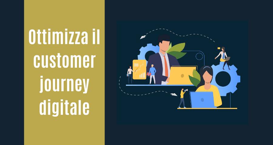 Ottimizza il customer journey digitale con l'IA