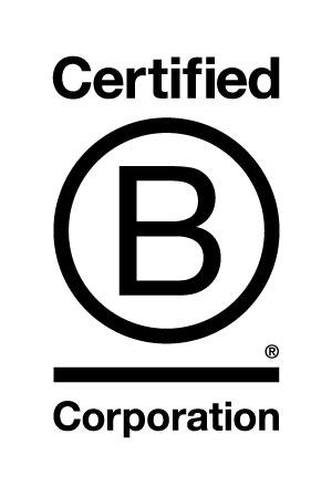 Diventando un'azienda certificata B Corp, verrai valutato ogni 2 anni sul progresso del tuo impegno per la sostenibilità