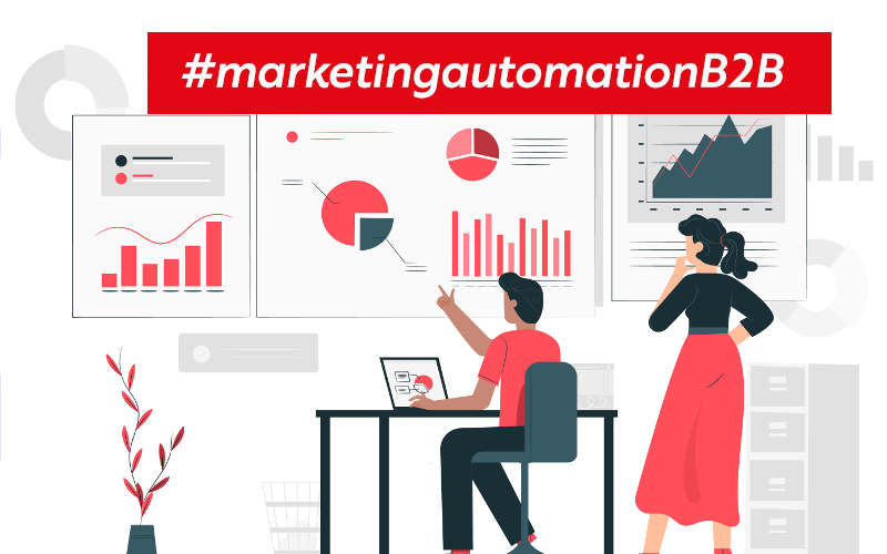 Marketing Automation B2B trend e mercati
