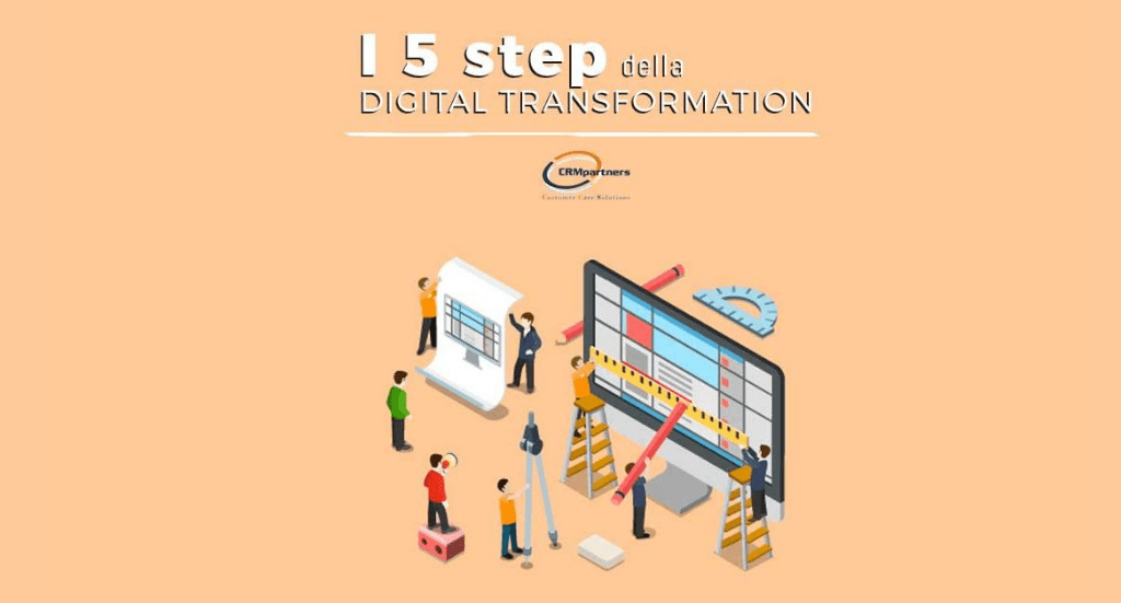 Digital Transformation in 5 step