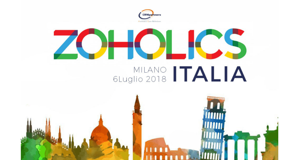 Zoholics, la strada verso l'evento attesissimo dagli utilizzatori di Zoho!