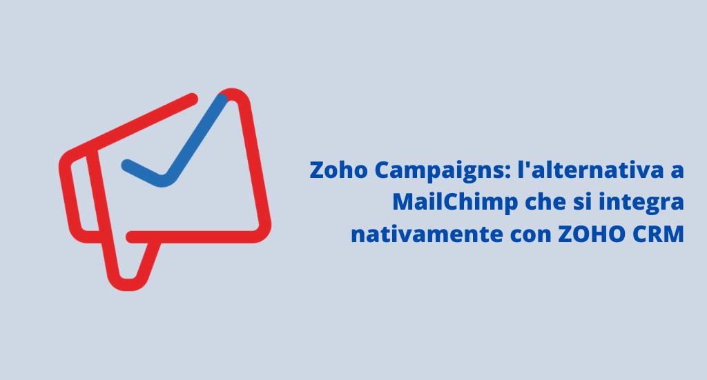 Zoho Campaigns: