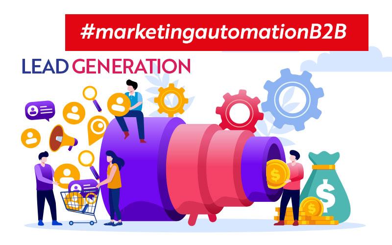 Lead generation B2B: attenti a quei due! (Marketing e Vendite)