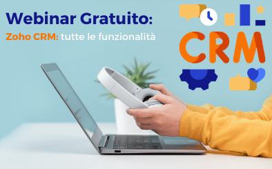 Webinar gratuiti sul CRM